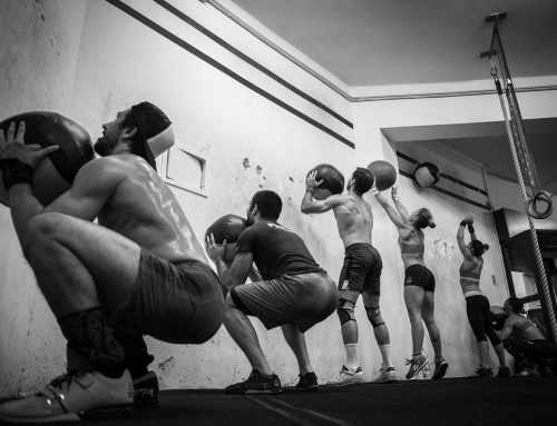 Massage Therapy for the CrossFit Athlete